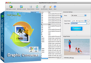 Graphic Converter for Mac